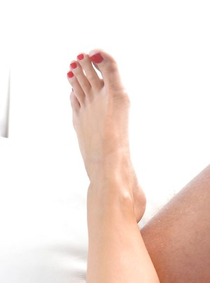 Footjob Pictures